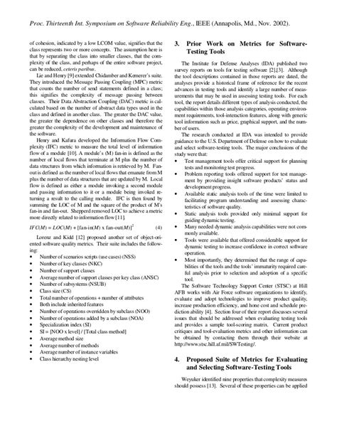 software for research paper writing research paper on software testing tools