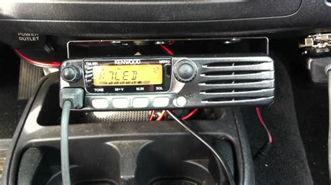 Rig Kenwood Tm 281 By Ly scanning vhf with kenwood tm 281a