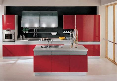 red white kitchen ideas awesome red kitchen design ideas baytownkitchen com