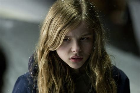 film terbaru chloe moretz chloe moretz interview let me in plus updates on emily