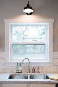 kitchen window trim fixer upper tackling quot the beast quot hgtv s fixer upper