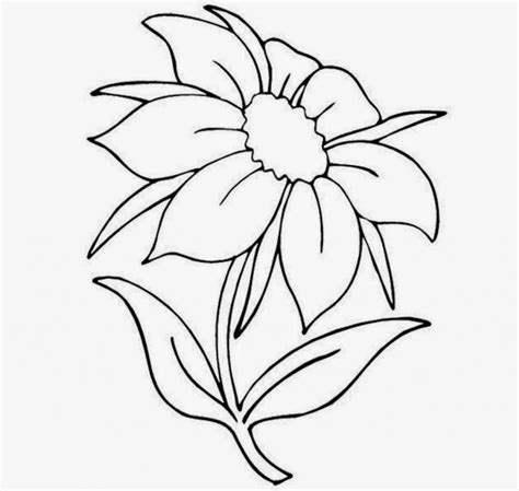 Flowers Images For Drawing Flowers Drawings Easy Drawing Artisan Drawing Art Library Images For Drawing