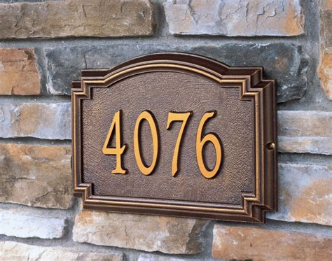 address numbers how do they determine address numbers