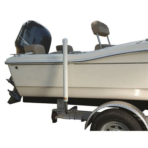 boat trailer guide posts with lights ce smith 27760 60 quot guide on posts with led light poco