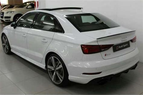 2017 Audi RS3 sedan quattro Sedan ( Petrol / AWD