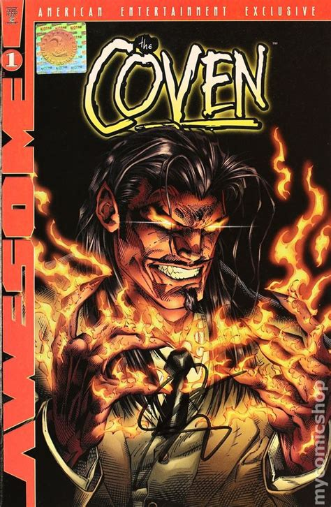 coven books coven 1997 1st series comic books
