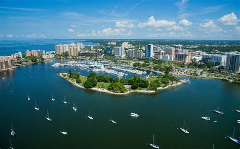 Sarasota Fl Records America S Favorite Towns 2016 Travel Leisure