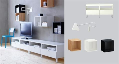 Floating Media Cabinet Plans WoodWorking Projects