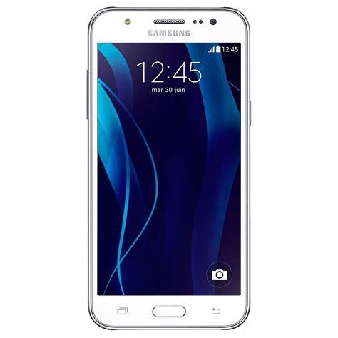 5 Sos V0007 Samsung Galaxy J5 samsung galaxy j5 blanc mobile smartphone samsung sur