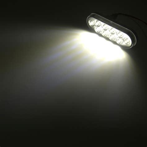 led backup lights for trucks oval led back up truck and trailer light 6 led reverse