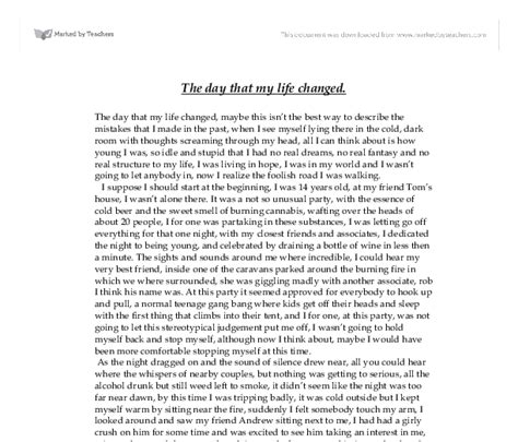 Essay On That Changes by Narrative Essay About My Best Day Of My Essay Essay Contest Why Should We Save