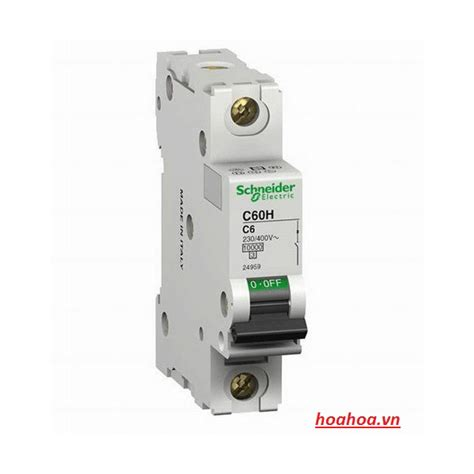 Schneider Mcb Ic60h 1p 25a sản phẩm thay thế mcb