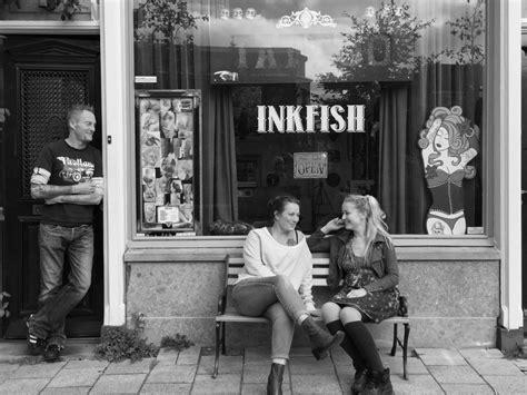 Tattoo Parlor Rotterdam | inkfish tattoo shop rotterdam custom tattoo ontwerpen