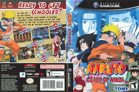 image naruto movie 1 ninja clash in the land of snow naruto clash of ninja iso