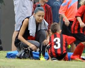 Richie Will She Lose Baby by Richie Goes Make Up Free As She Takes Sparrow