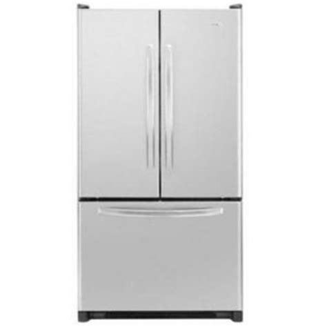 door fridge reviews amana door refrigerator aff2534few aff2534feb
