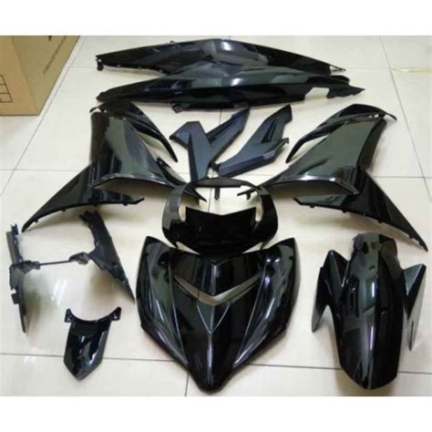 Cover Set Y15zr cover set y15zr na black y e bikers world sdn bhd we can reach wherever you are