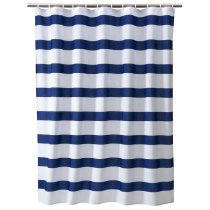 white cotton shower curtain target 1000 ideas about striped shower curtains on pinterest