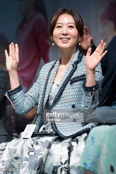 c est si bon korean movie february 5 2015 upcoming new south korean actress han hyo joo attends the press