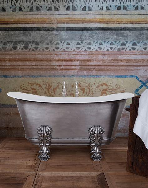 Iron Bathroom by Acanthus Empire Cast Iron Bath Mackie Bathrooms