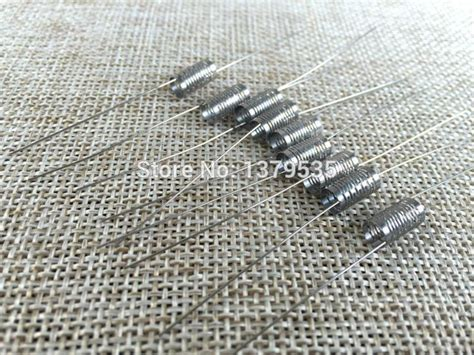 Notch Coil Stainless Steel 0 2 Ohm Ss Wire 316l Tokot Murah prebuilt ss316l stainless steel notch coil 0 2ohm