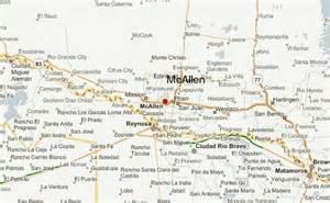 mcallen location guide