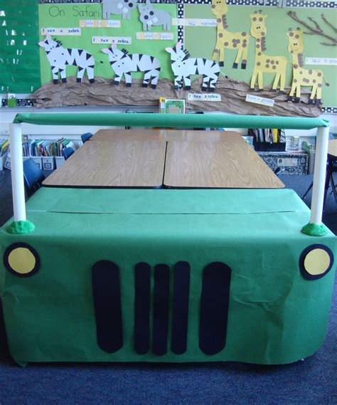 safari jeep craft 26 best images about lion pride classroom on pinterest