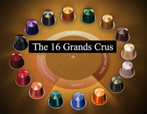 Grand cru, says who? Nespresso edition   Dr Vino's wine blog Dr Vino's wine blog