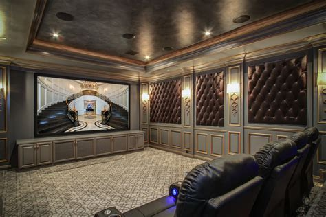theater design ideas home theater traditional with