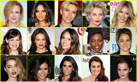 most famous actresses under 30 just jared s 25 most popular actors 2014 2014 year end