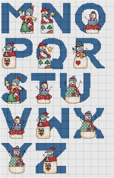 Snowman Isi 7 134 best images about cross stitch on punto de