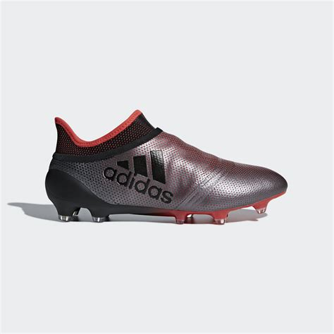 Adidas X 17 Replica Original adidas x 17 purespeed fg cold blooded grey black real coral football boots