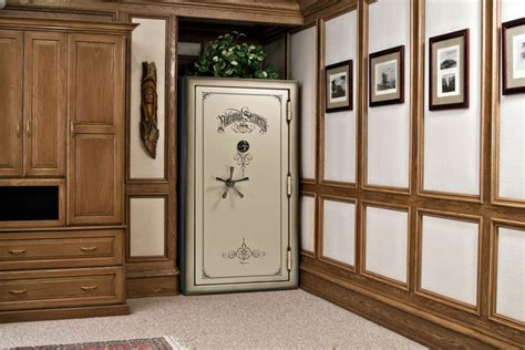 Gun Safe In Living Room by National Security Gun Safe Traditional Family Room