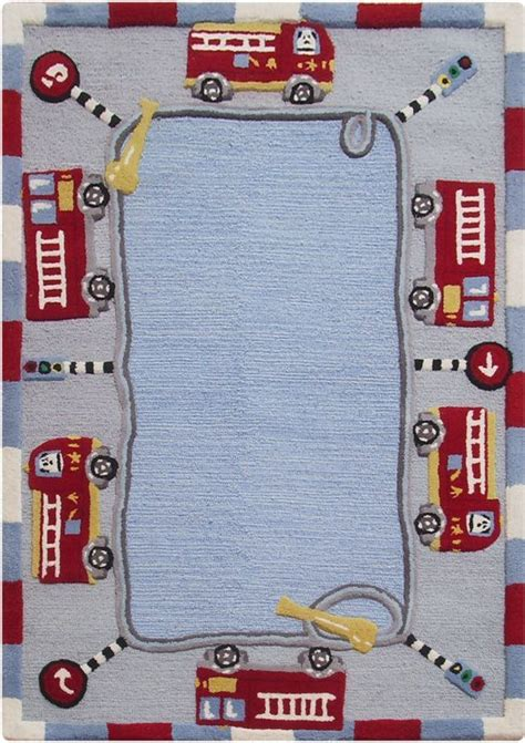 firefighter rugs 58 best cason s big boy room images on