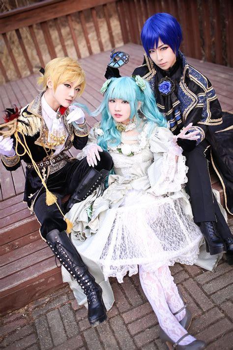 Hatsune Miku á ÿ Anime Nã O 25 Melhores Ideias De Vocaloid Cosplay No Pinterest