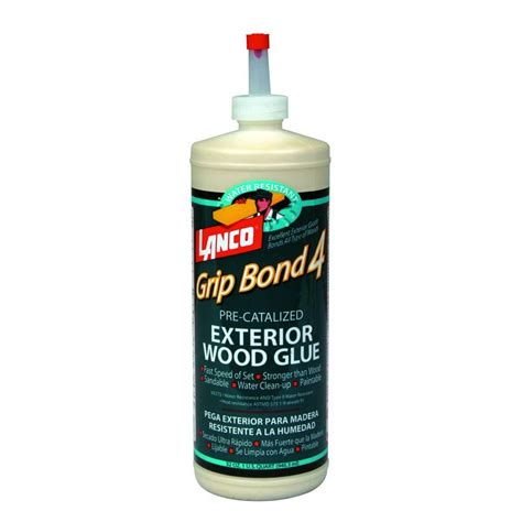 lanco grip bond four 32 fl oz pre catalyzed exterior