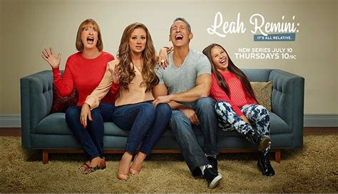 Acceptable Tv Premieres Tonight by Dvr Remini It S All Relative Premieres