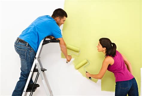 how to paint a room to make it look bigger where do i start when i m painting a room in my house