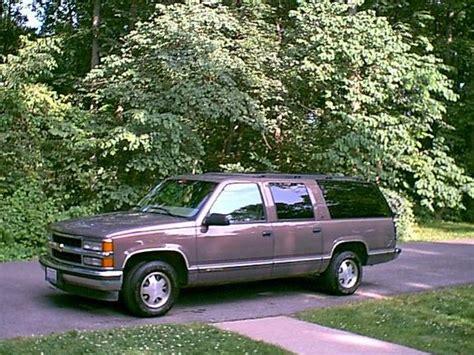all car manuals free 1997 chevrolet suburban 1500 user handbook 1997 chevrolet suburban 1500 view all 1997 chevrolet