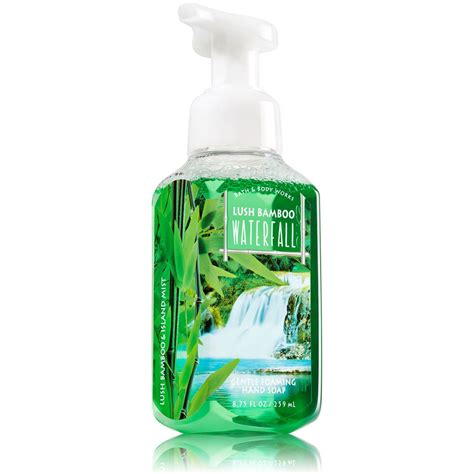 bathtub foam soap bath body works gentle foaming hand soaps ebay
