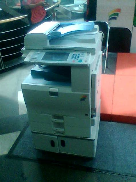 Mesin Photocopy Ricoh mesin photocopy ricoh mp 2852 sp mesin photocopy ricoh