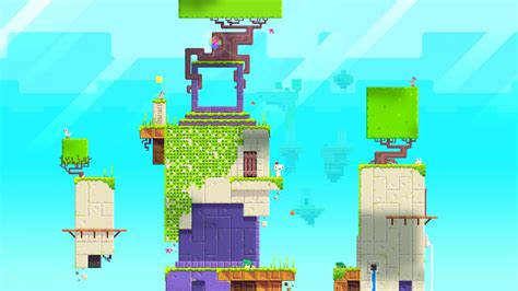 game design visual style fez to hit steam on may 1st gameconnect