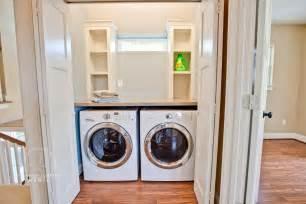 Laundry closet laundry room pinterest