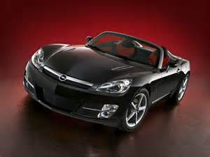 Saturn Sky Opel Gt Smooth Line Hardtop Saturn Sky Opel Gt Catalog Cars