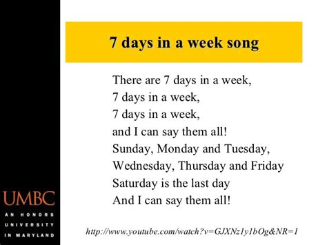 week song best practices for teaching to learners by
