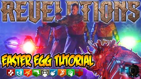 tutorial zombie bo3 black ops 3 zombies quot revelations quot main easter egg full