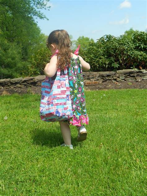 tote bag pattern for toddler kids reversible tote bag pattern by chrissy0214 craftsy