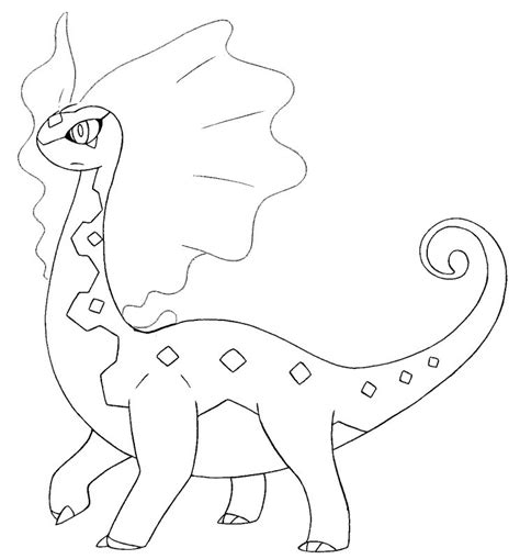 Malvorlagen Pokemon X Y 1 Coloring Pages Xy