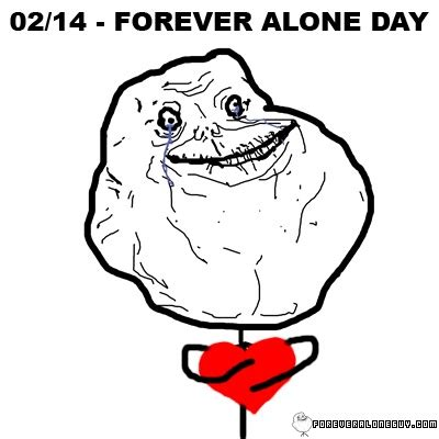 forever alone day happy forever alone day the dump spongebuddy mania