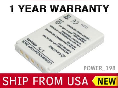 Olympus Battery Li 80b 650mah digital battery 02491 0015 00 for benq dc c500 e43